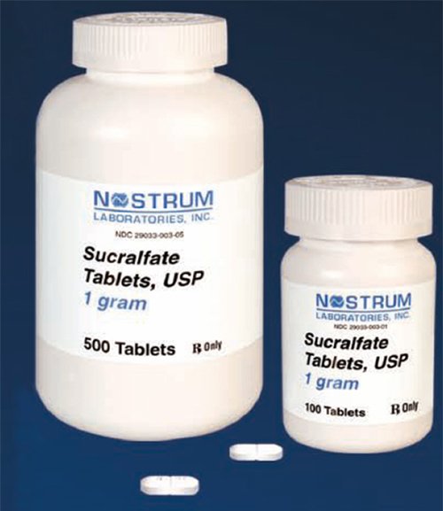Side Effects Of Carafate Tablets
